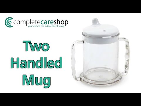 Two-Handled Mug - Strong And Versatile