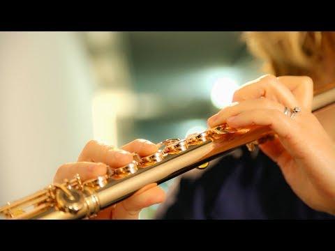 Querflöte | Tatjana Ruhland | Instrumente im Symphonieorchester | SWR Classic