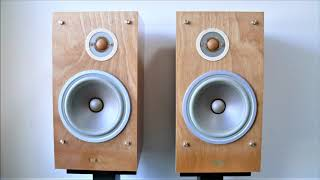 YAMAHANS-1classicsと真空管アンプEL34B#空気録音スピーカー売却のため最後の音だしです