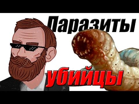 Как определить есть ли в организме паразиты или нет