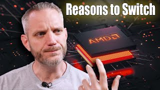 Why are people switching to AMD?