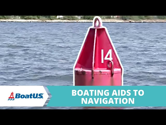 Boating Navigation Aids - Boating Safety