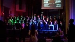 preview picture of video 'My HELP   Koncert Gospel Zebrzydowice 08 11 2009'