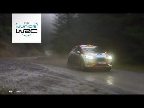 Junior WRC - Wales Rally 2019: Saturday Highlights