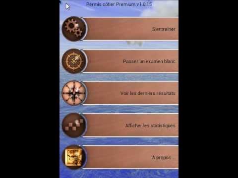 Video of Permis Côtier Premium