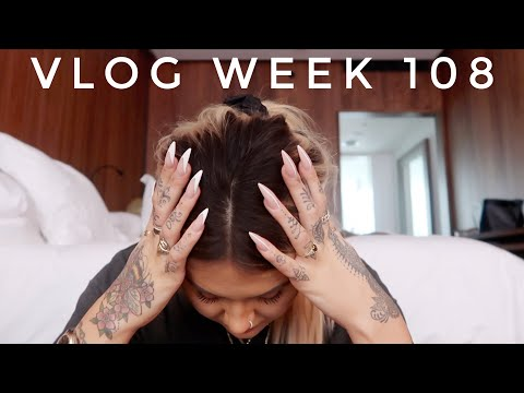 VLOG WEEK 108 - RUN DOWN | JAMIE GENEVIEVE