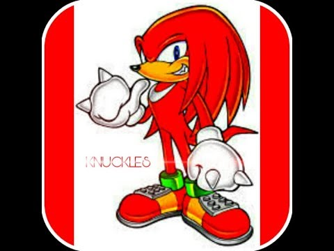 SONIC 1:MODO (KNUCKLES) - PARTE 2