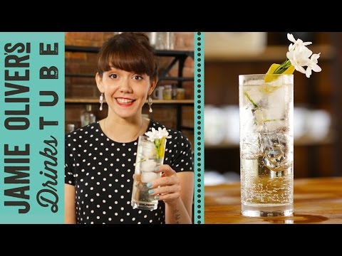 Video St. Germain Cocktail | Camille Vidal