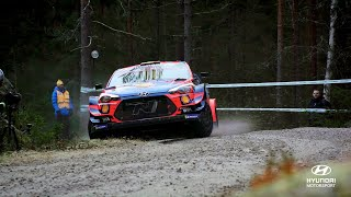 Rally Sweden Review - Hyundai Motorsport 2020