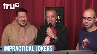 Impractical Jokers - Cake Loss Face-Off (Punishment) | truTV