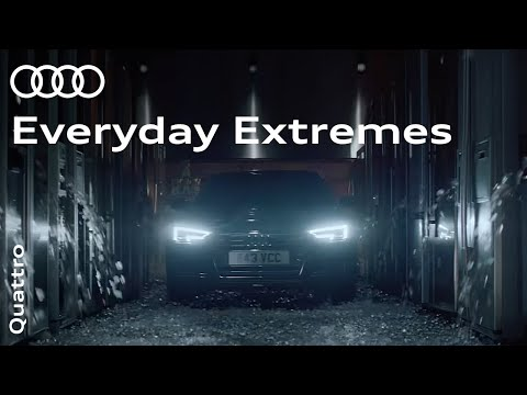 Audi Commercial for Audi Quattro (2016) (Television Commercial)