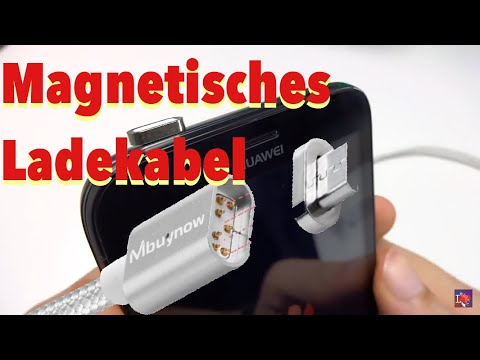 """Magsafe"" Micro & USB C Ladekabel - magnetisch, sicher, gut ?!? Test Review"