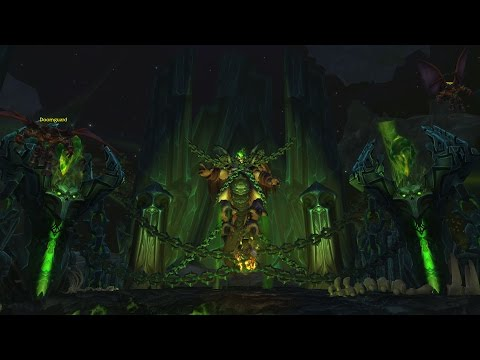 The Story of the Warlock Order Hall Campaign