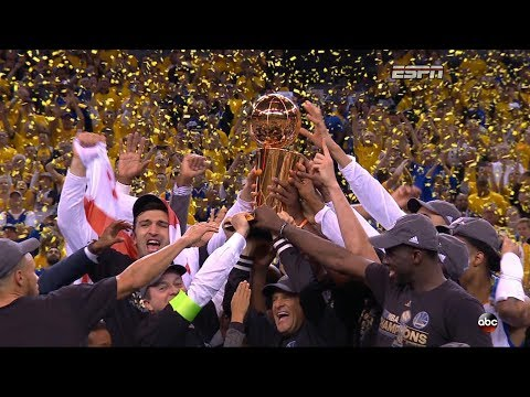 Warriors get redemption with NBA Finals win