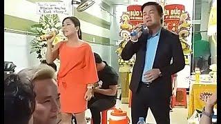 NSƯT Lê Tứ   Thu Vân (CVVC 2009) Hát Chia B.uồn Cùng Gia đình NS Trường Giang | Vụ án Mã Ngưu