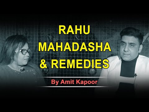 RAHU MAHADASHA & REMEDIES
