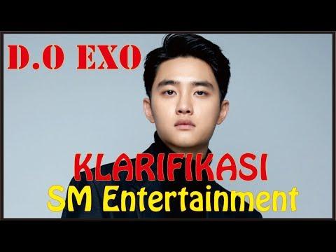KLARIFIKASI SM ENTERTAINMENT TENTANG KABAR D.O EXO HENGKANG