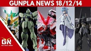 Gunpla News: Astray Red Dragon, Haro, Sarah, Zerachiel, Hyaku Shiki Crash, Dijeh, Jarja, SD Sangoku