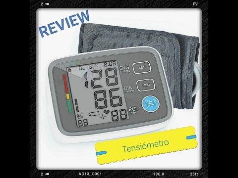 Review Tensiómetro de Amazon