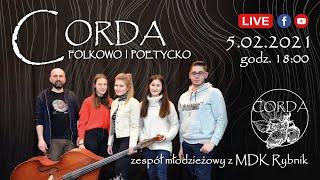 KONCERT ZESPOŁU CORDA 05.02.2020