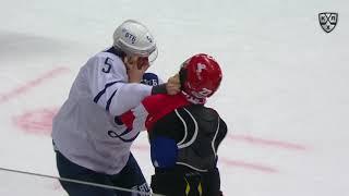 Бой КХЛ: Григорьев VS Никулин