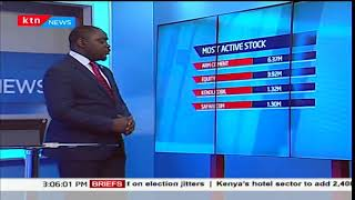 Money markets' performance in trading - 24th Oct 2017