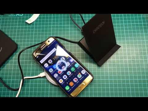 Wireless Caricabatterie Senza Fili Docking Station per Galaxy