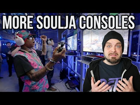 Soulja Boy Has MORE CONSOLES COMING - I KNOW What They ARE! | RGT 85 Mp3