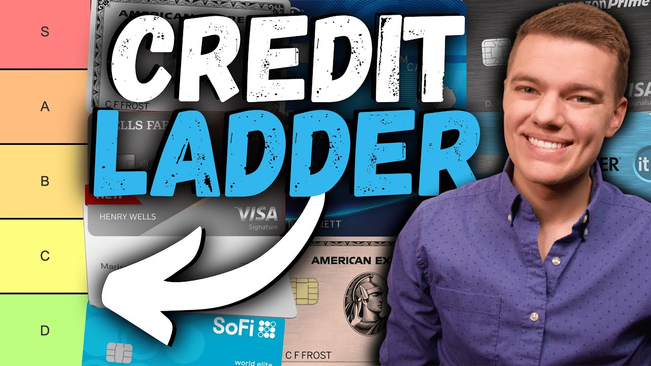 The ULTIMATE Credit Card Tier List|Finest Credit Cards Ranked thumbnail