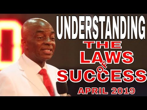 APRIL 2019    THE LAW OF SACRIFICE BY THE OYEDEPO'S   #NEWDAWNTV #IHAVEDOMINION #EYAC2019
