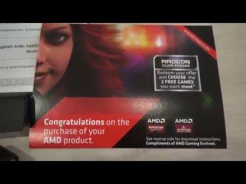 Lenovo IdeaPad Z50-75 unboxing │ kicsomagolás