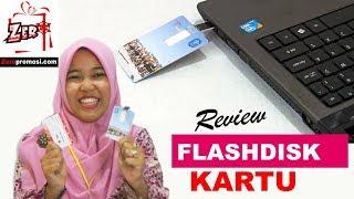 Review Flashdisk Unik Bentuk Kartu, Paling Diminati loh