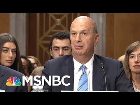 Giuliani Under Probe, Public Servants Defy President Trump - The Day That Was | MSNBC