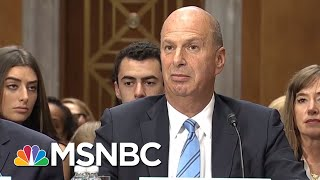 Giuliani Under Probe, Public Servants Defy President Trump - The Day That Was   MSNBC