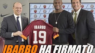 preview picture of video 'Ufficiale, Ibarbo firma per la Roma'