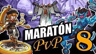 Batallas de Maratón PVP #8 - Mutants Genetic Gladiators