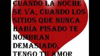 Luis fonsi (vives en mi) con letra.wmv