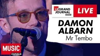 Damon Albarn - Mr Tembo -  Live du Grand Journal