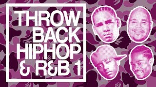 Early 2000's Hip Hop and R&B Songs |Throwback Hip Hop and R&B Mix 1 | Old School R&B |R&B Classics