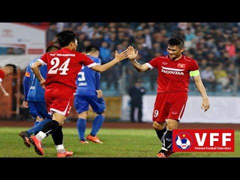 [HIGHLIGHTS] Việt Nam vs Đài Bắc Trung Hoa 4-1