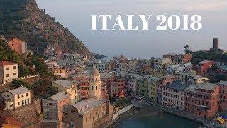 Travel series - Italy 2018