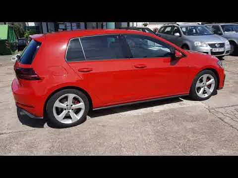 Video VW Golf GTI Facelift*Assistenten*Standheizung*Leder