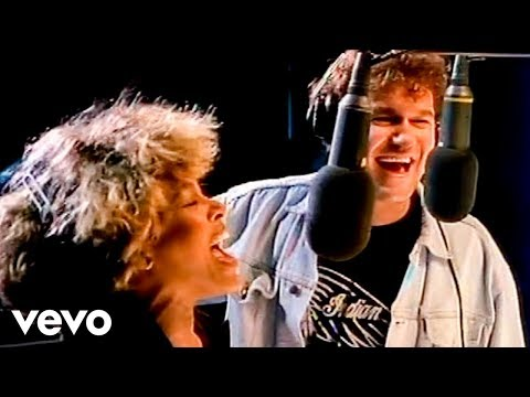 Jimmy Barnes, Tina Turner - (Simply) The Best (Official Video)