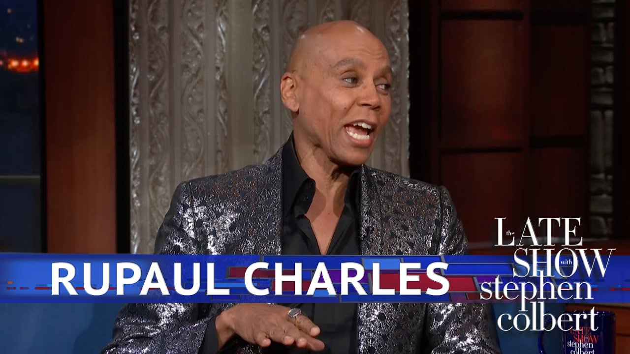 RuPaul Charles: Who Was 'Pure Camp' At Met Gala? thumbnail