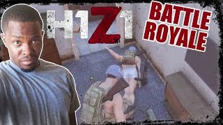 H1Z1 Hardcore Battle Royale Gameplay - I'M FOLLOWING YOU! | H1Z1 Hardcore Mode