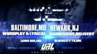 SMACK/ URL Presents Tay Rock vs O-Red