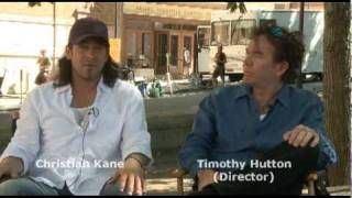 Christian Kane & Timothy Hutton - Behind the Video: THE HOUSE RULES