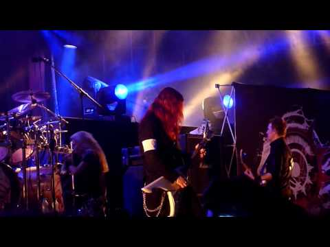 Arch Enemy - Revolution Begins (live at Magic Circle Festival 2010)