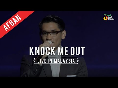 Afgan - Knock Me Out | Live In Malaysia - Trinity Optima Production