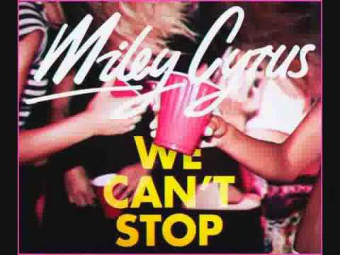 Miley Cyrus - We Can't Stop (Instrumental)